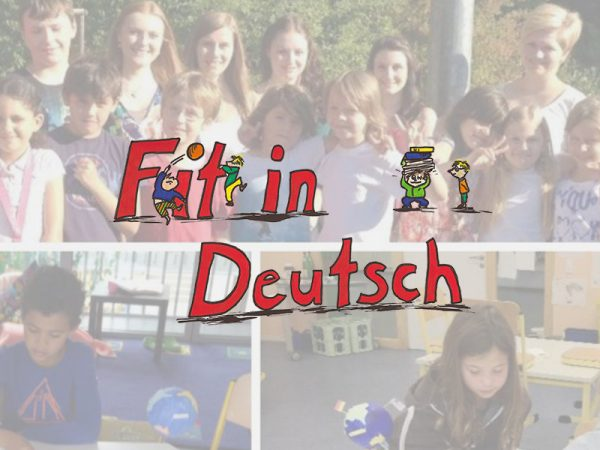 Fit-in-Deutsch-Aktion