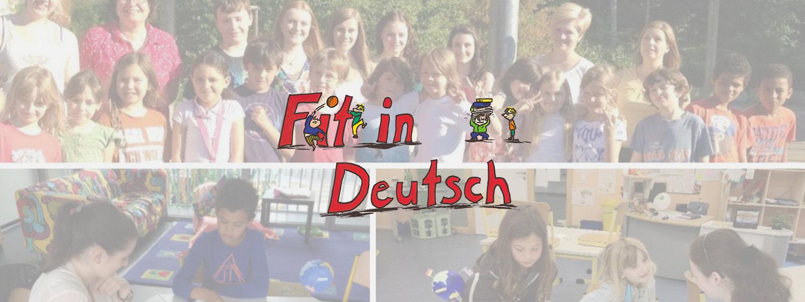 Fit-in-Deutsch-Aktion
